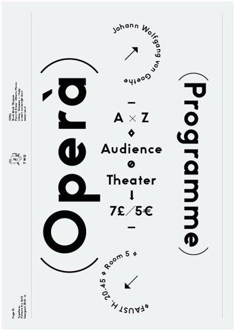 type based poster.
