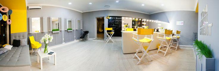 Dry Bar — профессиональная укладка волос, прическа, макияж в Киеве
