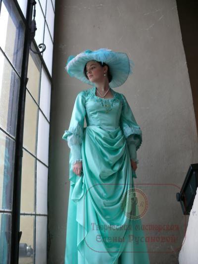 Прокат костюмов в ассортименте - Модерн - Санкт-Петеребург, костюмы от Елены Русановой