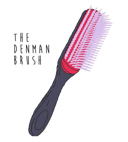 Using the wrong hairbrush? Find the perfect match with this guide