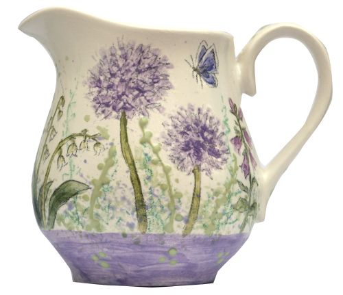 Milk Jug - Alliums