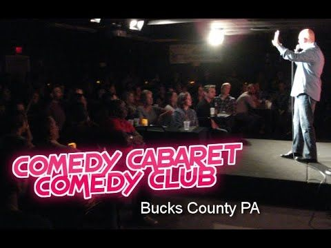 The Comedy Cabaret is a comedy club featuring stand up