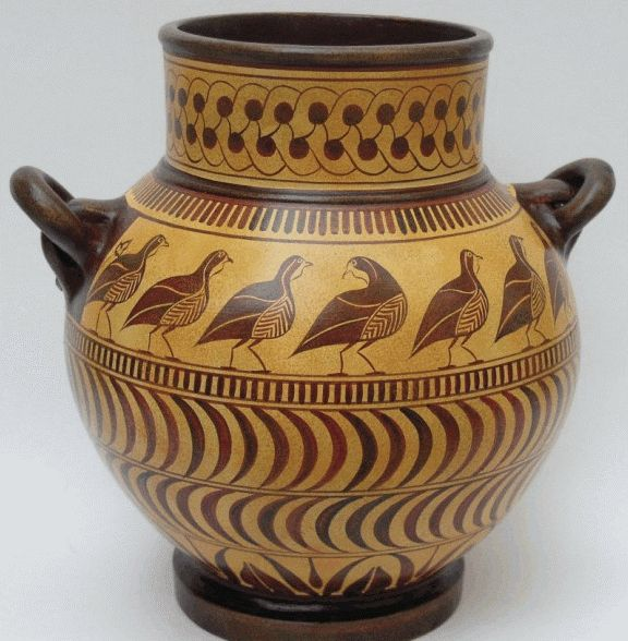 ancient greek pottery designs | project 1, greek potery ...