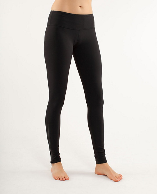 These Lululemon Yoga Pants With Zippers! $92.00 I Have A