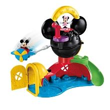 Fisher Price - La maison de Mickey - Nouvelle version