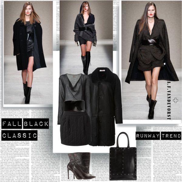 Fall Black Classic