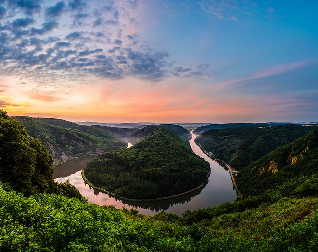 Saar Lake, Germany