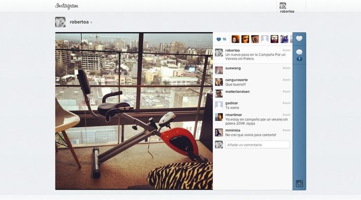 Instagram: robertoa