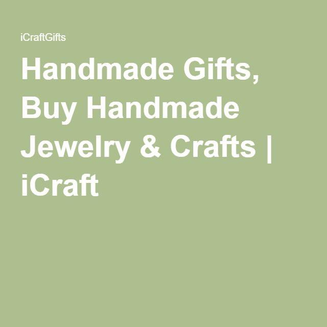 Handmade Gifts, Buy Handmade Jewelry & Crafts | iCraft