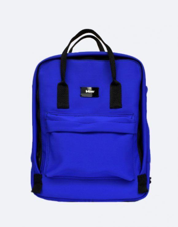 mochila neopreno azul klein