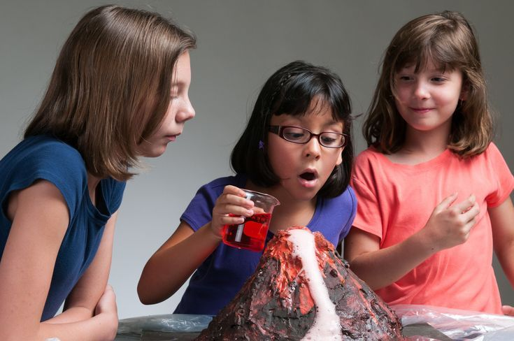 Take Your Volcano Science Project to the Next Level: No More Boring Volcano Science Projects!