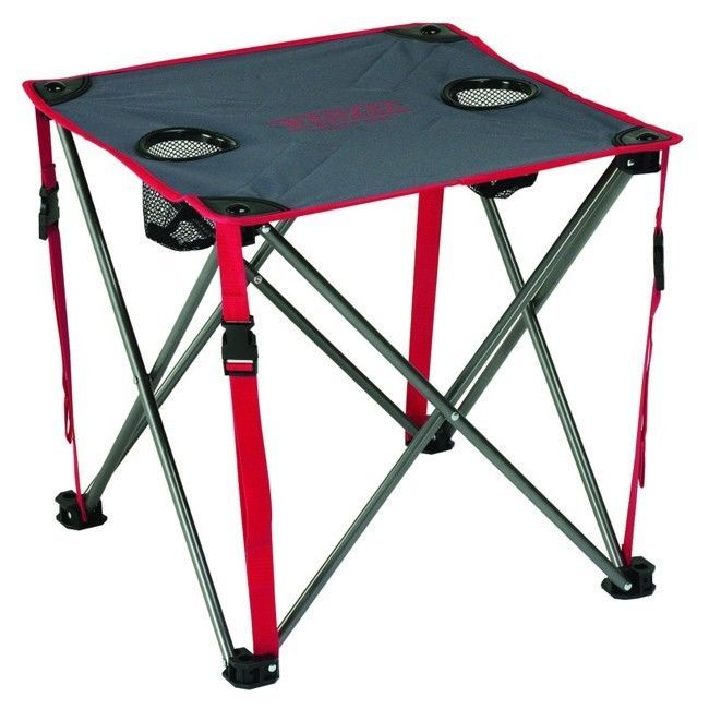 #foldingtable  #camptable Portable Folding Camping Table Cup Holder Picnic Outdoor Hiking Backyard Party