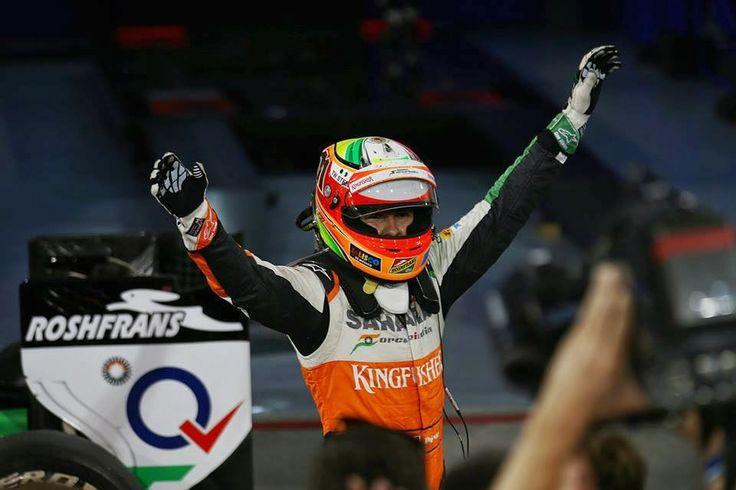 MAGAZINEF1.BLOGSPOT.IT: GP Bahrain 2014: Mercedes Show