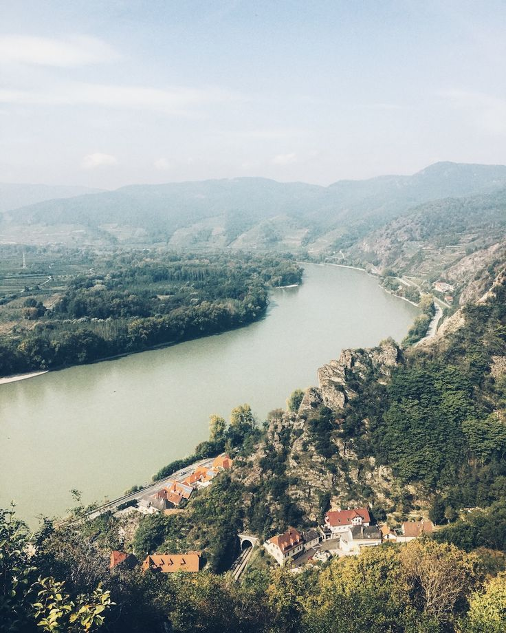 Danube River, Wachau, Austria | Moon & Honey Travel
