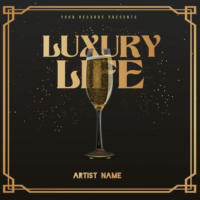 Luxury Mixtape Album Cover Art Album Cover Art Album Covers Cover Art