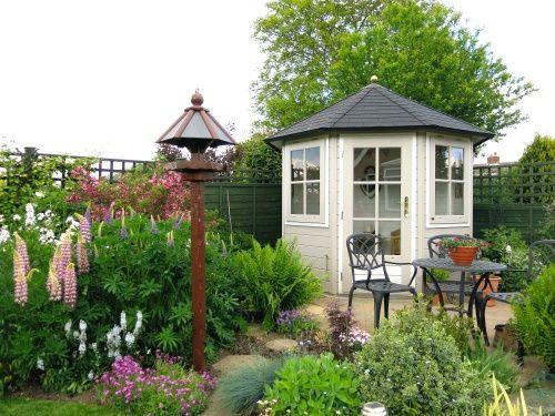 2.5m Octagonal Summerhouse