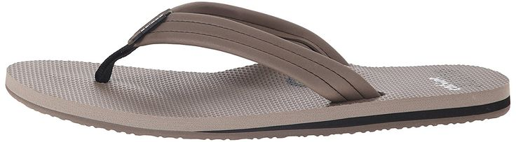 cobian Men's Aqua Jump Flip-Flop -- Check this useful article by going to the link at the image. #shoes