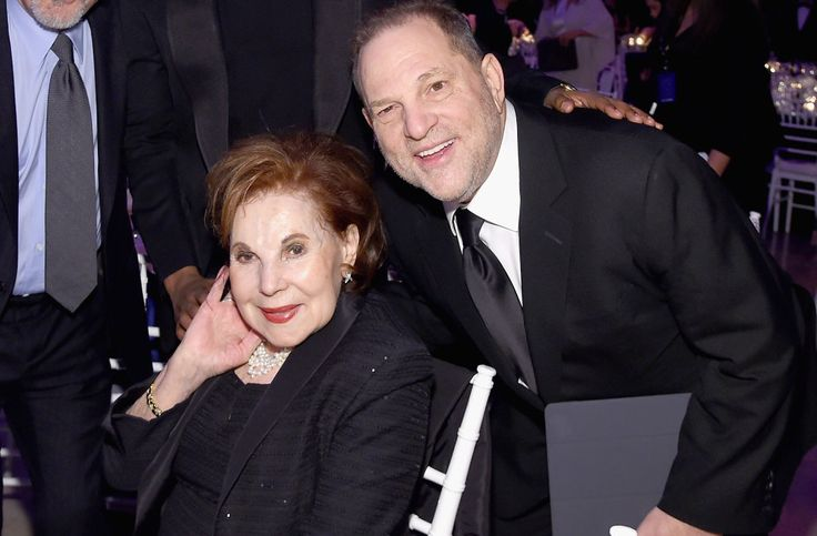 Miriam Weinstein, mother of Harvey and Bob Weinstein, dies at 90