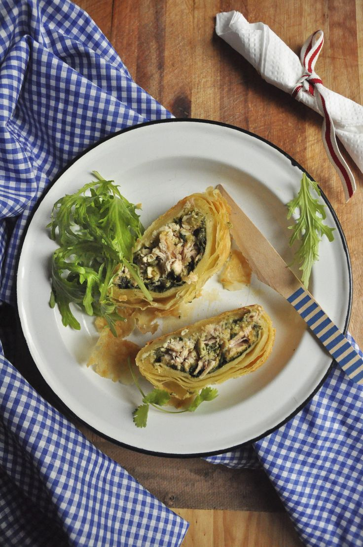 Chicken Roll - This is a meal in one! - Powered by @ultimaterecipe