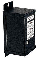 Juno Track Lighting TL576-60-BL 12V-60VA Class 2 Magnetic Low Voltage Transformer, Black Finish