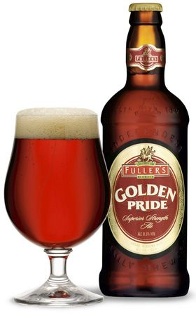 ! I´ve already drank this beer ! From England ! [Fuller´s Golden Pride - Barley Wine - 8.5%abv]