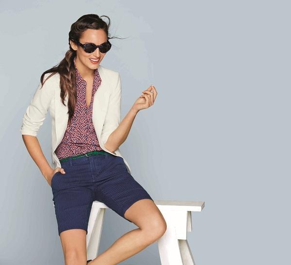 Summer Collection - Short Chic #sportscraftstyle