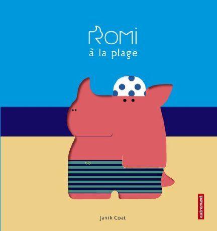 Romi à la plage - Janik Coat