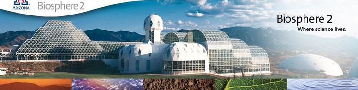 Biosphere2 is the largest closed dome research facility ever attempted. Built in the 1990s as an experiment at living on Mars. Despite many issues, the project had many breakthroughs, such as the psychological problems of teams in close proximity, the limited ability to grow sufficient food, the destructive ability of insects and the nature of concrete to eat O2 and generate CO2. 7 people lived inside for 2 years. The project, outside Tuscon, eventually dissolved and is part of U of Arizona.