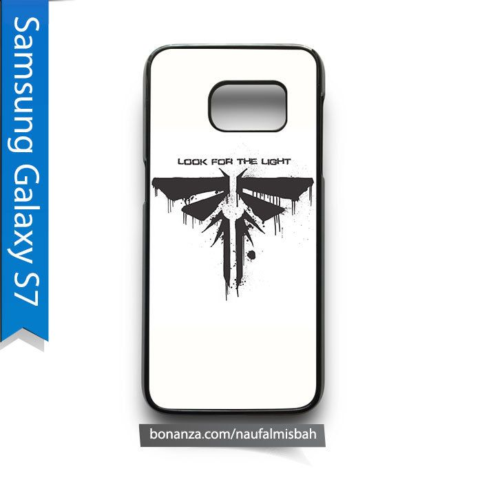 The Last Of Us Fireflies Samsung Galaxy S7 Case Cover