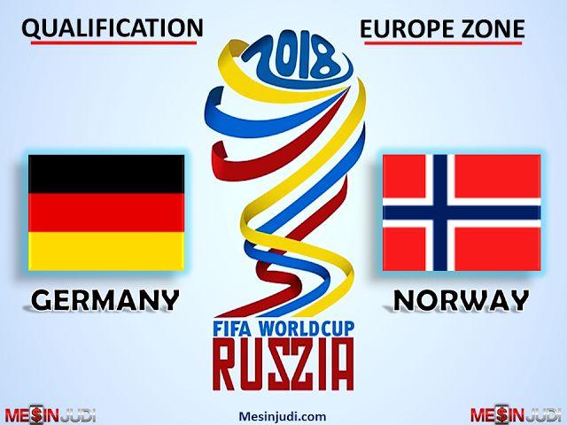 Jerman Vs Norwegia