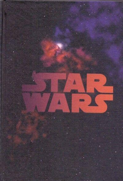 Star Warsos jegyzetfüzet kb. 2790 Ft
