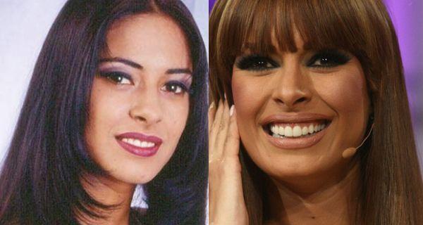 Galilea Montijo - Se dice que bailaba en un table dance, así que  hace poco tiempo habló sobre su trabajo en Show Nocturno, pues era bailarina en un antro en Guadalajara donde ganaba entre 300 y 400 pesos.