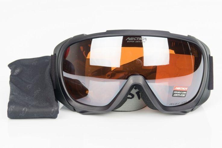 Arctica G-96 síszemüveg    Sisak kompatibilis! Klasszikus forma!    Az Arctica G-96 síszemüveg lencséje polikarbonátból készült. Könnyű, vékony, tartós és ütésálló. A sí- és...