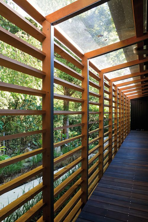Clear Corrugated Patio Cover