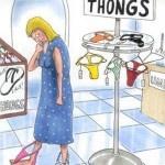 Thongs, Not Thongs