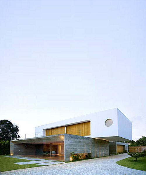 Casa da Trindade . Brasília . Brasil . 2007