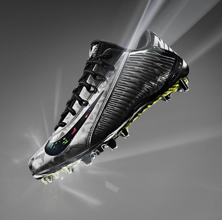 #NIKE vapor carbon 2014 football cleat