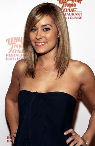 Shoulder length haircut. Potential new do, except not blonde. Hmmm.