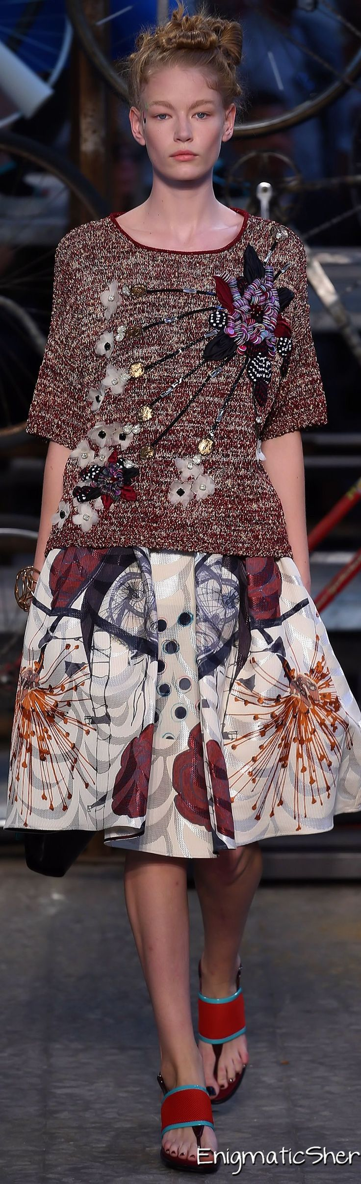 Antonio Marras Spring Summer 2015 Ready-To-Wear