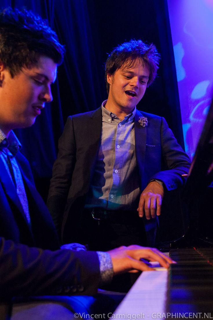 Meet & Greet met Jamie Cullum; prijswinnaar Sebastiaan van der Klooster heeft de North Sea Jazz 2013 prijsvraag gewonnen en een meet & greet met Jamie Cullum | Yamaha Music Benelux | #Y4U
