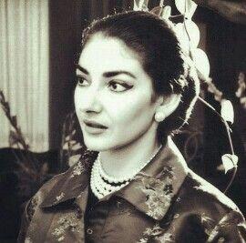 La Divina, Maria Callas.