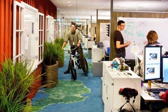 Google Plus Office