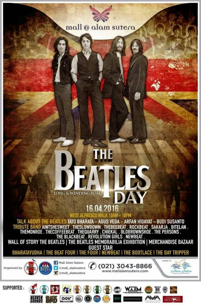 Let's Join #BeatlesDay2016