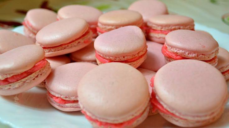 Ну, оОчень вкусное - Французское Пирожное - Печенье Макарон!