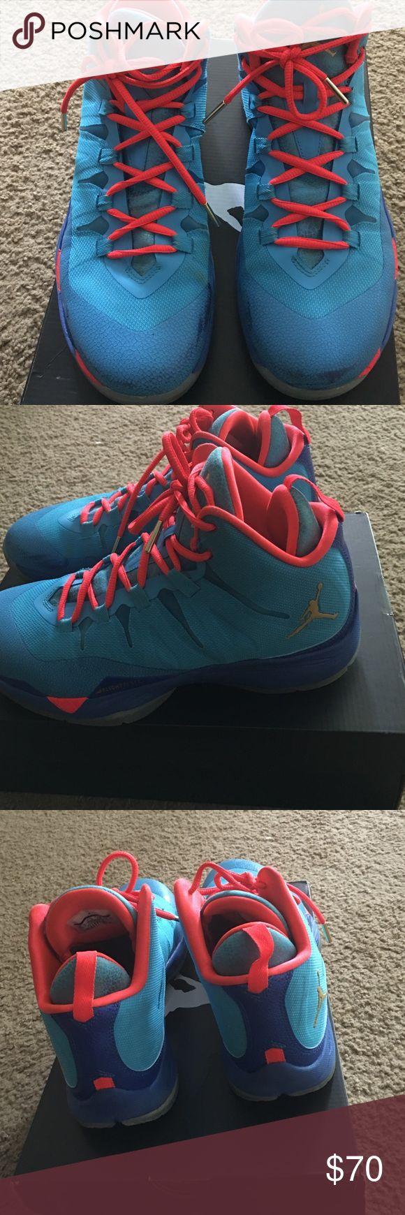Jordan's Used Jordan's super fly 2 all Jordan Shoes Sneakers