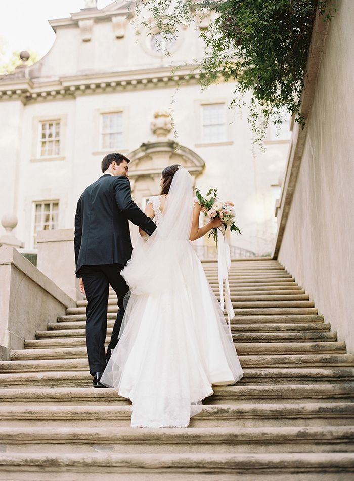 romantic wedding exit   via: once wed