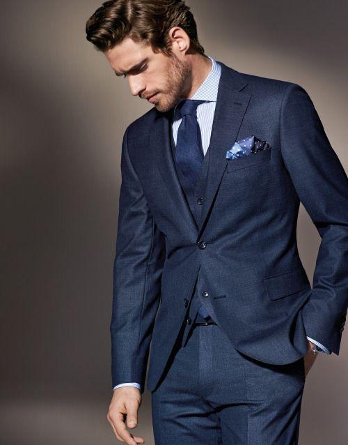 Male Fashion Trends | Grad 2019 in 2019 | Fashion, Blue ...