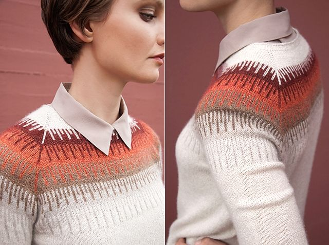 I have never been tempted to pay $8 for a sweater pattern before. Want BAD! (http://www.ravelry.com/patterns/library/pebble--cliff)