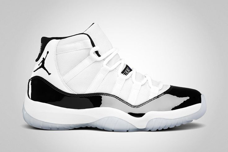 Air Jordan 11 ($180) hits the streets in two days.