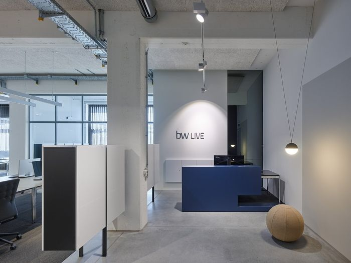 bw LIVE Offices - Munich - Office Snapshots